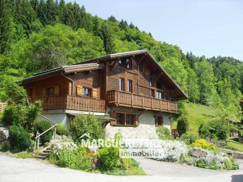 Vente maison / villa Les carroz d'arâches 898000€ - Photo 3