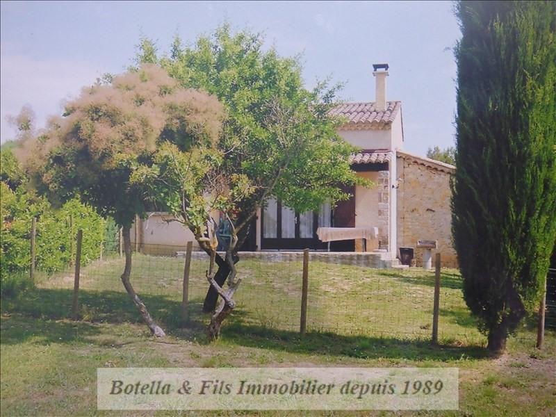 Sale house / villa Barjac 473700€ - Picture 11