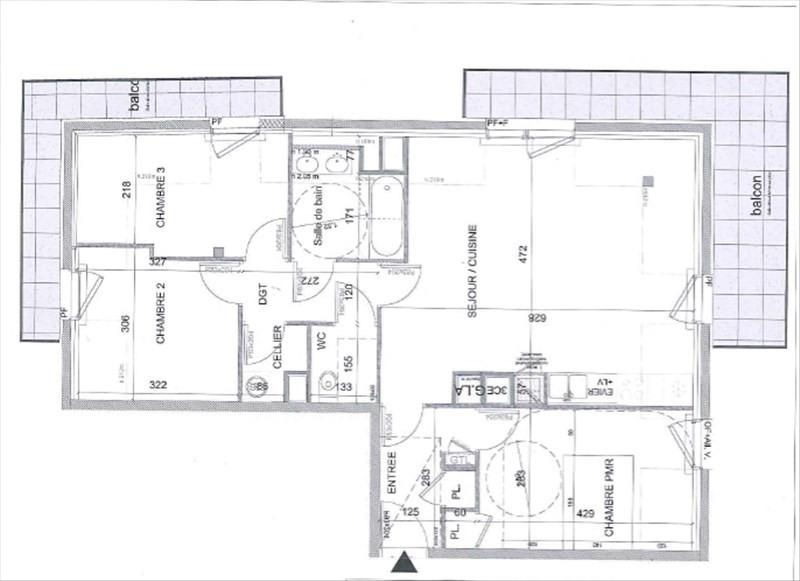 Продажa квартирa Parame 311700€ - Фото 3