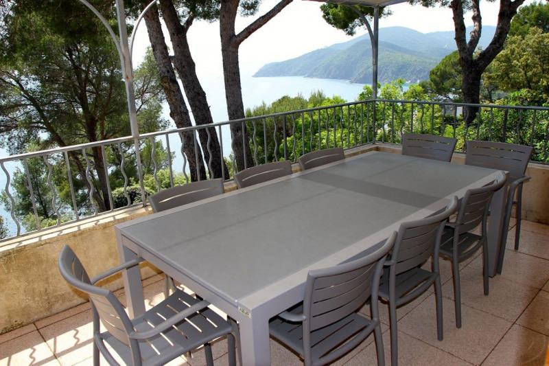 Location vacances maison / villa Cavalaire sur mer 1500€ - Photo 7
