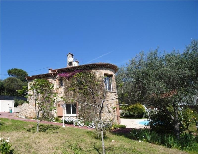 Vente de prestige maison / villa Mandelieu-la-napoule 1260000€ - Photo 4