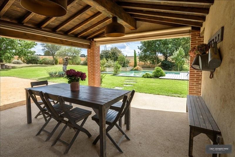 Sale house / villa Dremil lafage (secteur) 620000€ - Picture 6