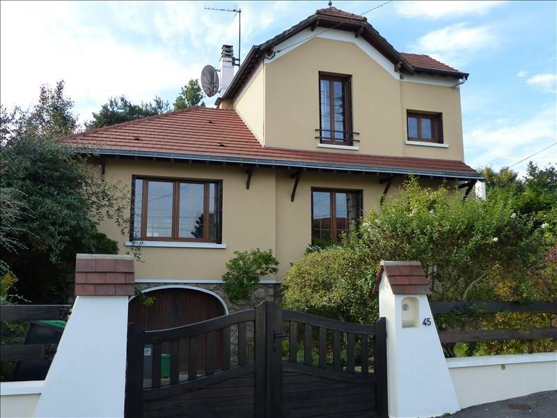 Vente maison / villa Sannois 479500€ - Photo 1
