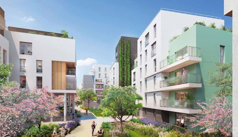 Investissement Studio 29,92m² Romainville