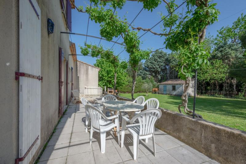 Vente maison / villa Althen des paluds 336000€ - Photo 2
