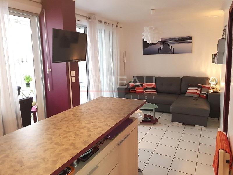 Vente appartement Juan les pins 144000€ - Photo 1