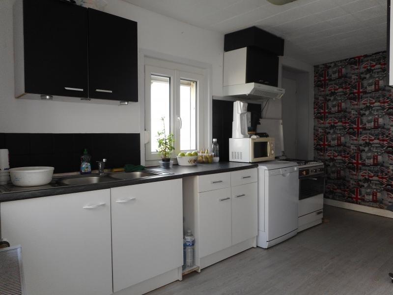 Sale house / villa Burbure 88000€ - Picture 3