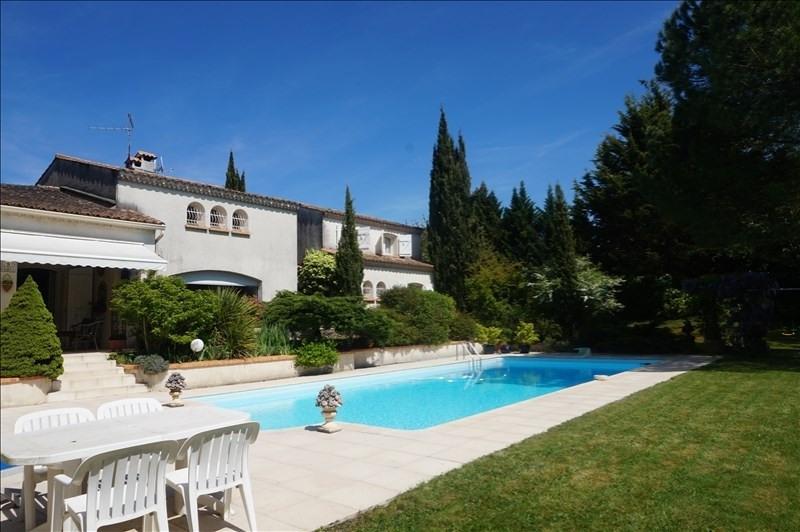 Vente de prestige maison / villa Pin balma 750000€ - Photo 1