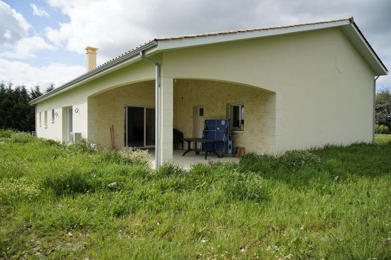 Sale house / villa Montlieu la garde 252000€ - Picture 2