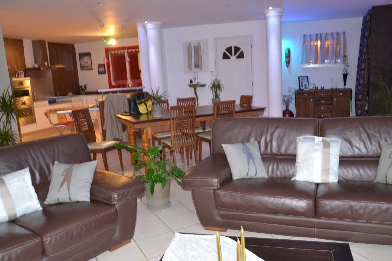 Vente maison / villa Chavanoz 425 000€ - Photo 5