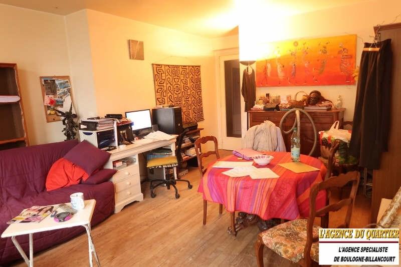 Venta  apartamento Boulogne billancourt 530000€ - Fotografía 1