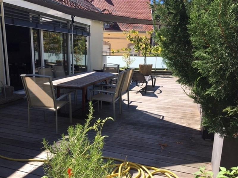 Deluxe sale apartment Schiltigheim 600000€ - Picture 2