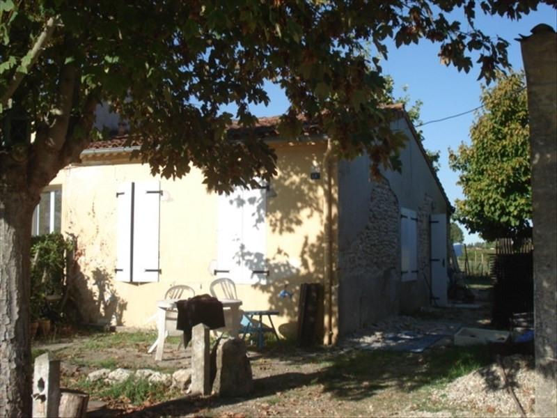 Investment property house / villa Moulis en medoc 85600€ - Picture 2