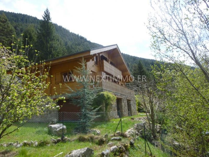 Revenda casa Saint-martin-vésubie 487000€ - Fotografia 1