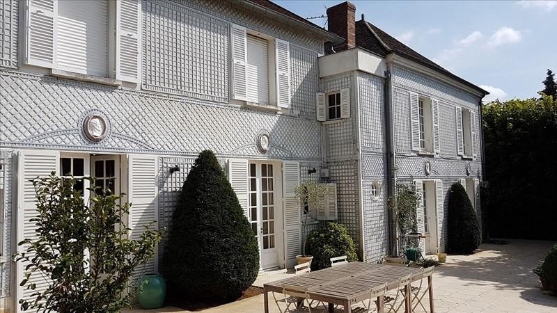 Vente de prestige maison / villa Montfort l amaury 950000€ - Photo 1