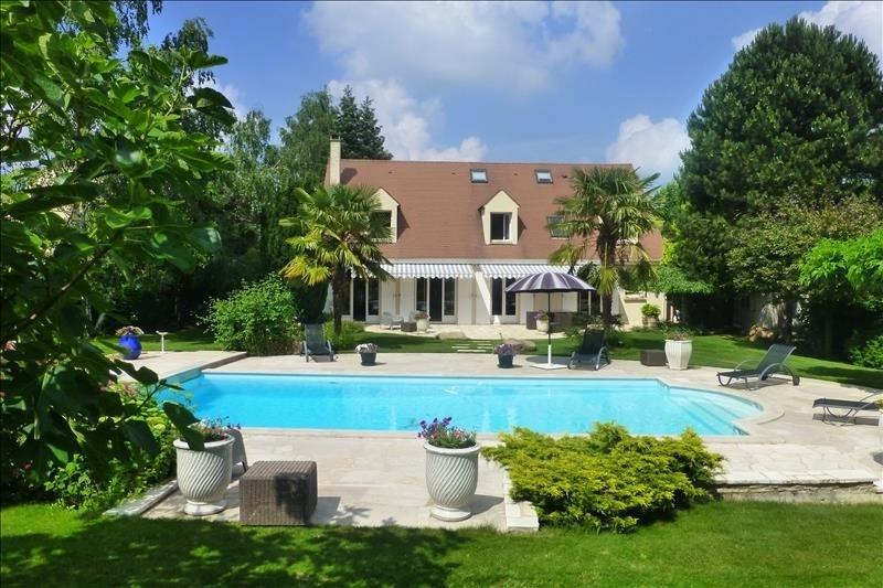 Immobile residenziali di prestigio casa Villennes sur seine 1380000€ - Fotografia 1