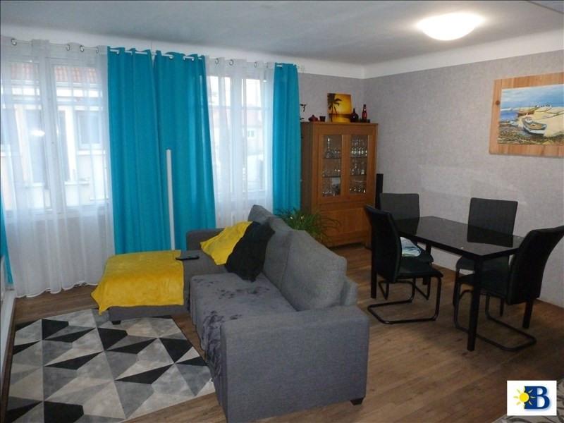 Vente maison / villa Chatellerault 121900€ - Photo 2