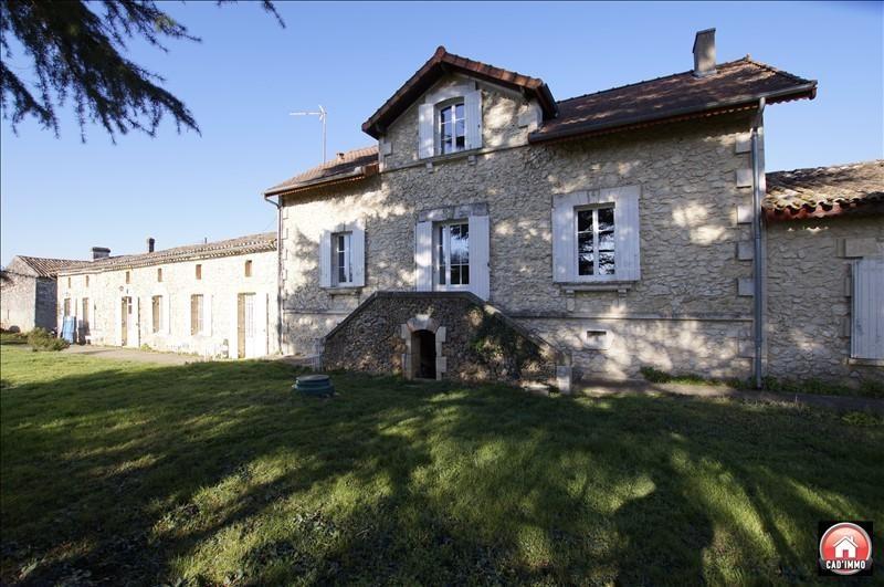 Sale house / villa Montcaret 372000€ - Picture 2