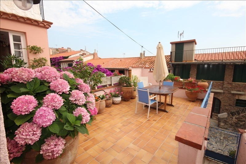 Deluxe sale house / villa Collioure 899 000€ - Picture 2