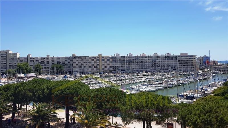 Verkoop  appartement Carnon 320000€ - Foto 1