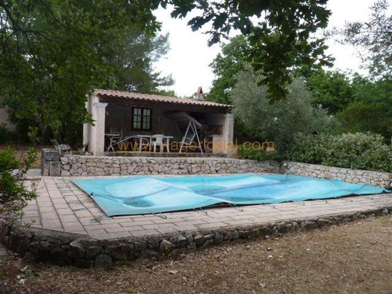 Vendita nell' vitalizio di vita casa Néoules 120000€ - Fotografia 11