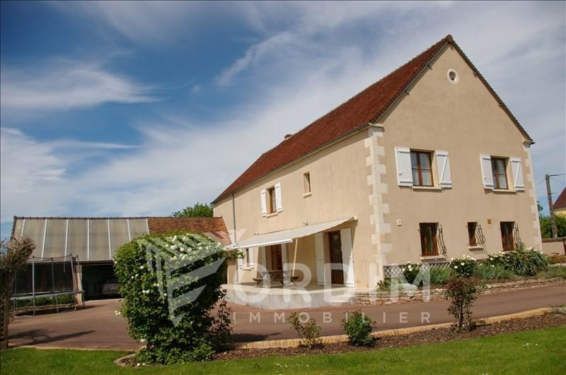 Vente maison / villa St sauveur en puisaye 267500€ - Photo 10
