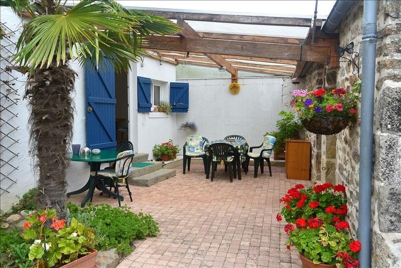 Vente maison / villa Poiroux 218400€ - Photo 1