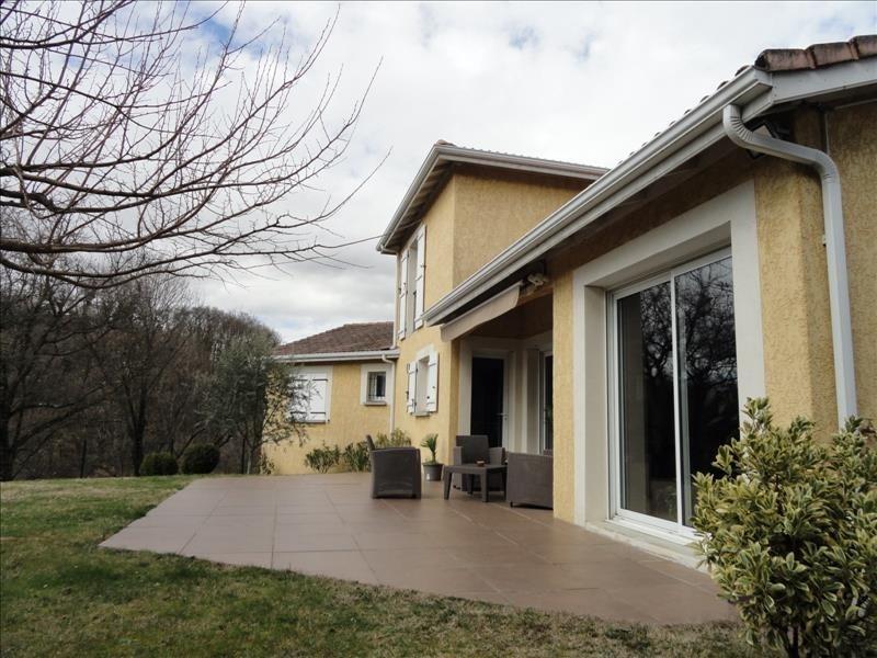 Sale house / villa St clair du rhone 370000€ - Picture 2