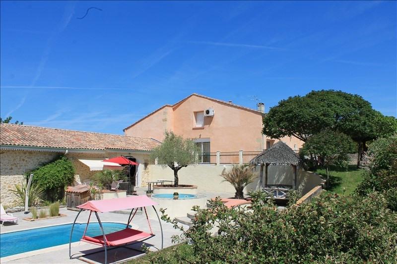 Vente de prestige maison / villa Langon 596850€ - Photo 1