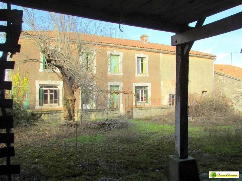 Vente maison / villa Aigre 49000€ - Photo 10