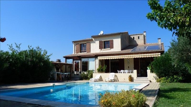 Verkoop  huis Aubignan 325000€ - Foto 1