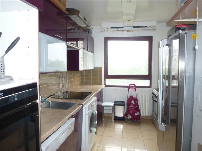 Sale apartment Paris 18ème 263000€ - Picture 4