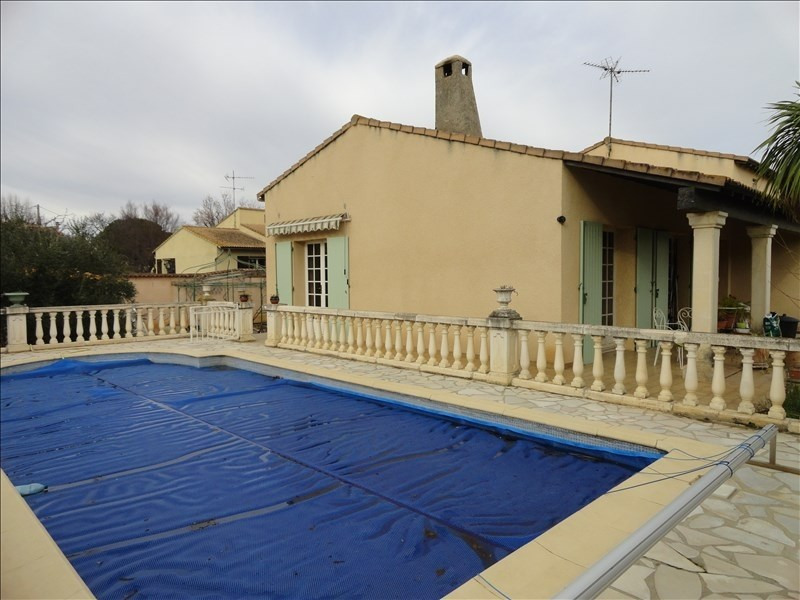 Vente maison / villa Lunel viel 349600€ - Photo 7
