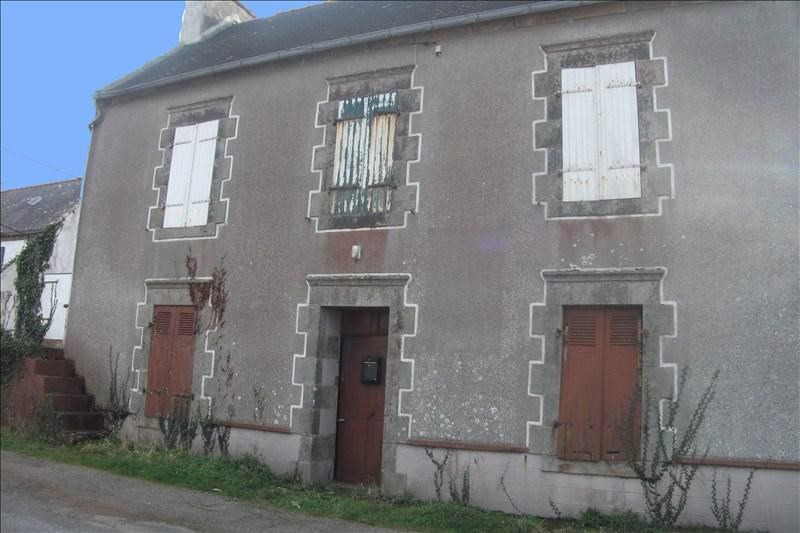 Sale house / villa Plogoff 29 960€ - Picture 1