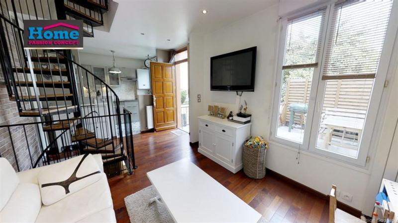 Sale house / villa Suresnes 430000€ - Picture 2