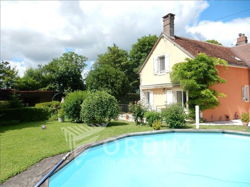 Vente maison / villa St sauveur en puisaye 215000€ - Photo 13