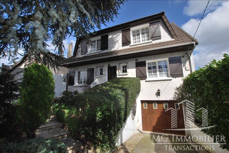 Sale house / villa Montfermeil 330000€ - Picture 1