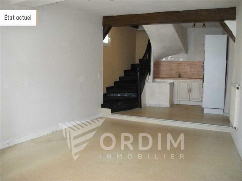 Sale house / villa Joigny 79752€ - Picture 2