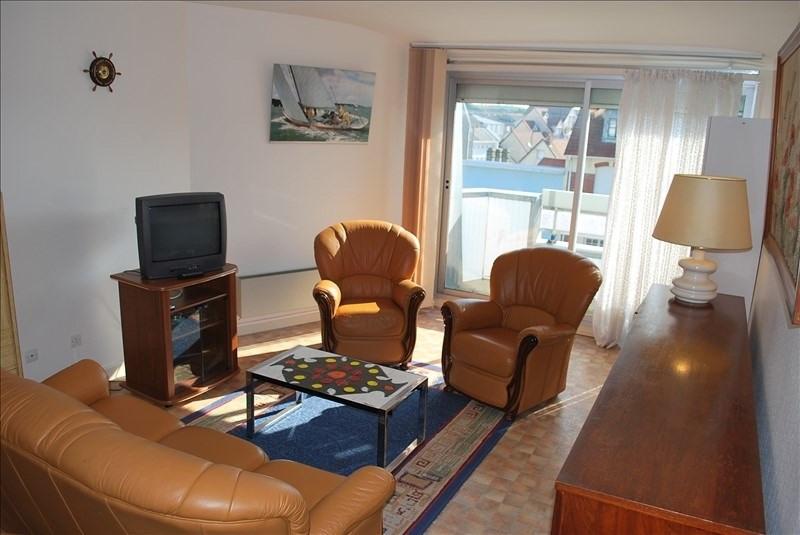 Sale apartment Fort mahon plage 136000€ - Picture 4