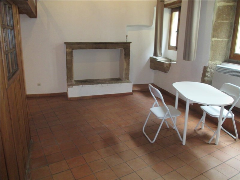 Rental apartment Valence 380€ CC - Picture 1