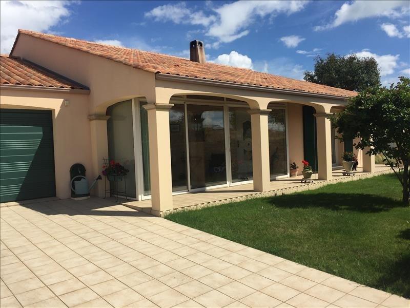 Vente maison / villa St vincent sur jard 320000€ - Photo 1