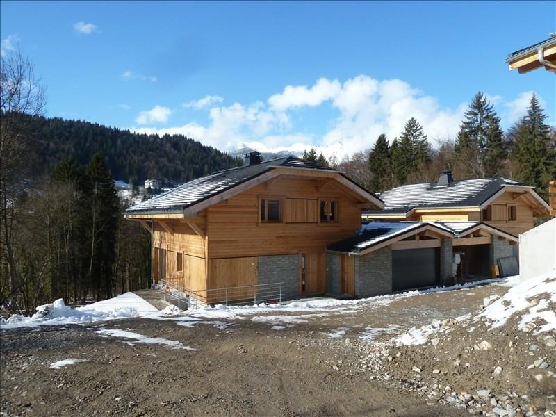 Vente de prestige maison / villa Morzine 1195000€ - Photo 4