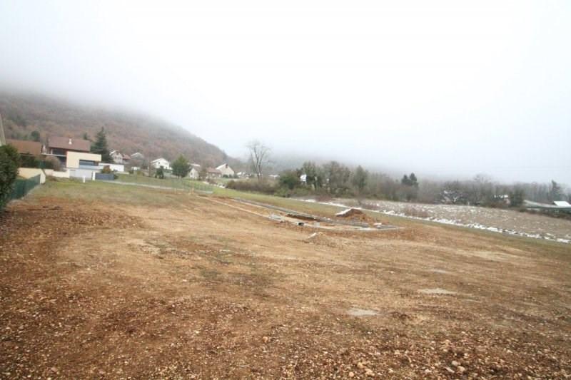 Vente terrain Morestel 75000€ - Photo 2