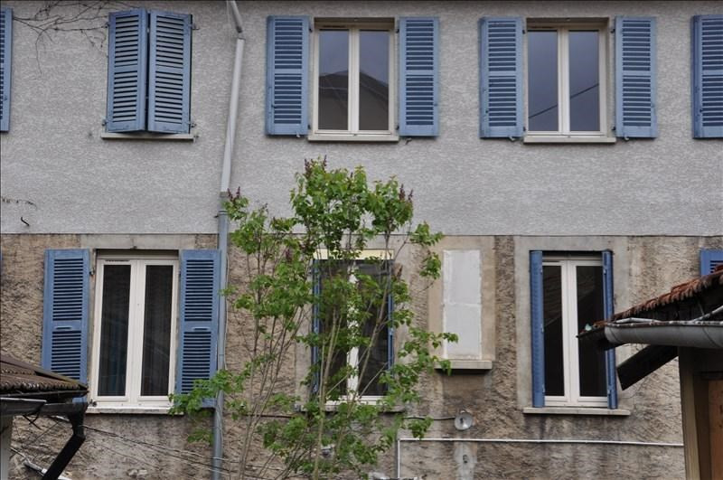 Sale apartment Oyonnax 89 000€ - Picture 1