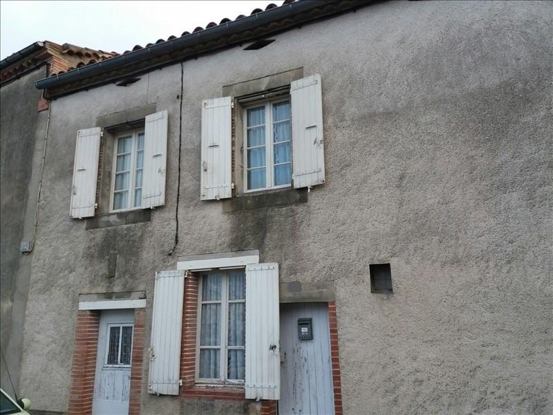 Vente maison / villa Puylaurens 34000€ - Photo 1