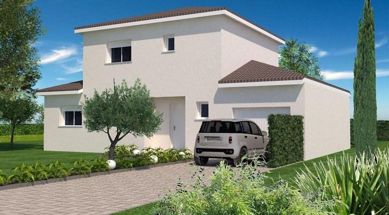 Maison  5 pièces + Terrain 803 m² Marcilly-d'Azergues par COMPAGNIE IMMOBILIERE FLORIOT EN ABREGE C.I.F. C.I.F.