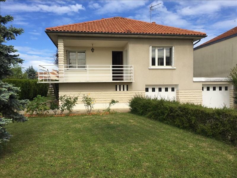 Vente maison / villa Poitiers 178900€ -  2
