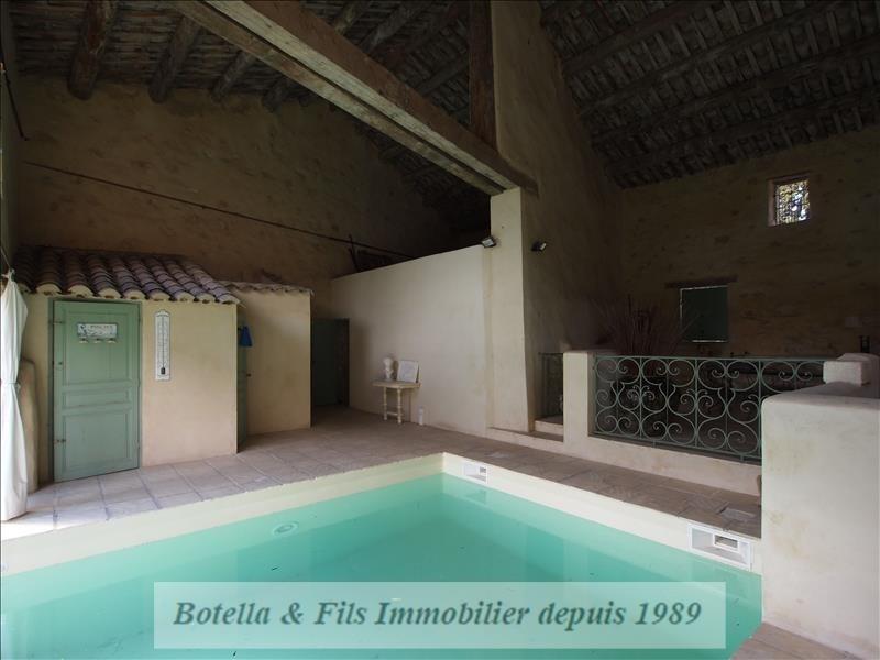 Vente maison / villa Uzes 526000€ - Photo 3