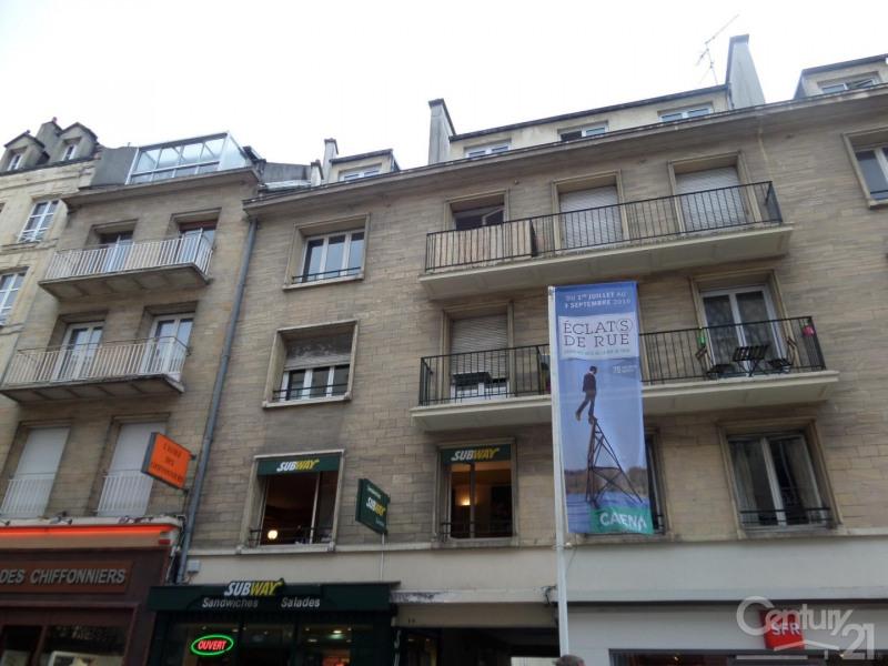 Locação apartamento Caen 540€ CC - Fotografia 1