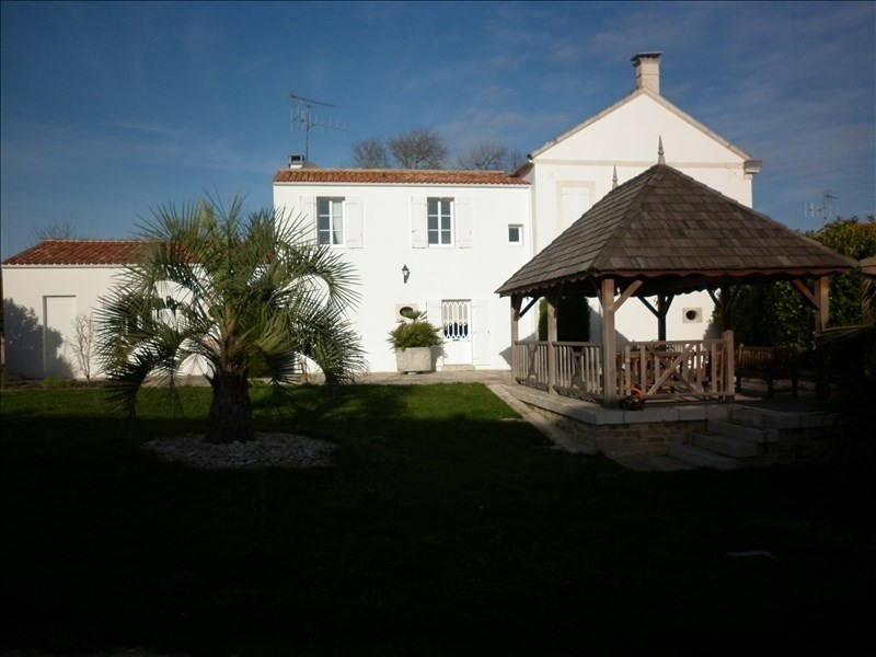 Verkoop  huis Cire d aunis 472500€ - Foto 10